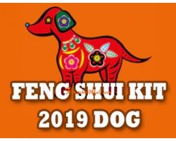 Feng Shui Kit 2019 for Dog