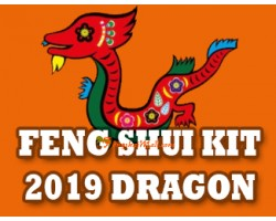 Feng Shui Kit 2019 for Dragon