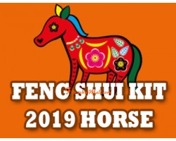 Feng Shui Kit 2019 for Horse