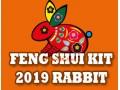 Feng Shui Kit 2019 for Rabbit