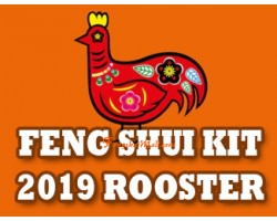 Feng Shui Kit 2019 for Rooster