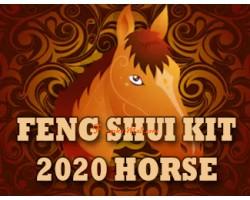 Feng Shui Kit 2020 for Horse