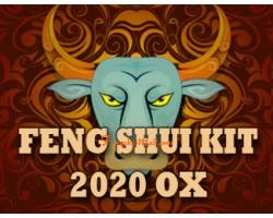 Feng Shui Kit 2020 for Ox