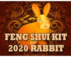 Feng Shui Kit 2020 for Rabbit