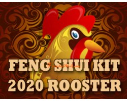 Feng Shui Kit 2020 for Rooster