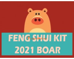 Feng Shui Kit 2021 for Boar