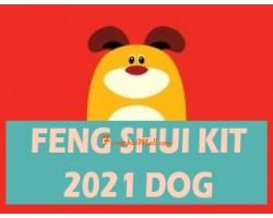 Feng Shui Kit 2021 for Dog V7