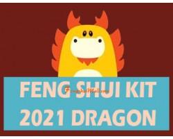 Feng Shui Kit 2021 for Dragon V8