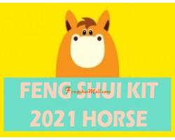 Feng Shui Kit 2021 for Horse V8