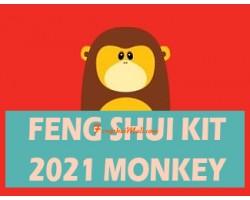 Feng Shui Kit 2021 for Monkey V3