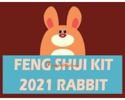 Feng Shui Kit 2021 for Rabbit V5