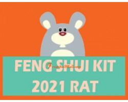 Feng Shui Kit 2021 for Rat V8