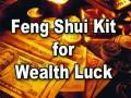 Feng Shui Kit for Wealth Luck