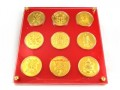 Feng Shui Nine Amulet Plaque