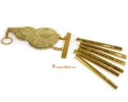 Feng Shui Wulou Metal Winchime