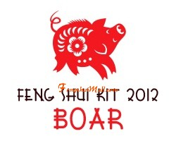 Feng Shui Kit 2012 for Boar