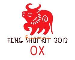 Feng Shui Kit 2012 for Ox
