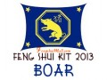 Feng Shui Kit 2013 - Horoscope Boar