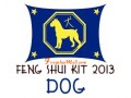 Feng Shui Kit 2013- Horoscope Dog