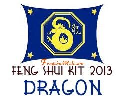 Feng Shui Kit 2013 - Horoscope Dragon