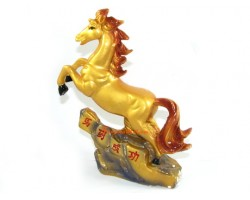 Feng Shui Rearing Horse for Success