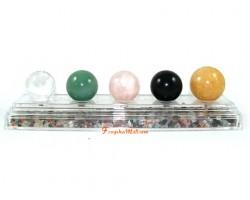 Five Element Fengshui Crystal Balls