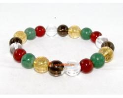5-Element Crystal Bracelet