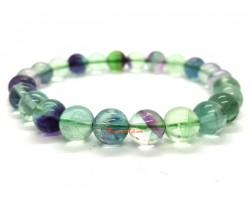 Fluorite Crystal Bracelet C