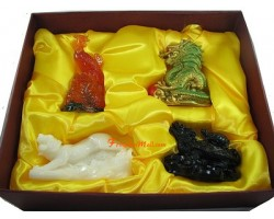 Four Celestial Feng Shui Animals (L)