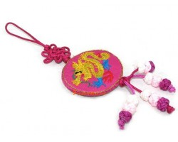 Fragrance Embroidered Dragon Hanging