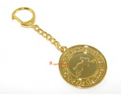 The Moon Rabbit (Full Moon) Keychain