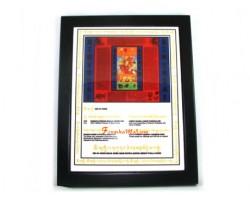 Gesar of Ling Plaque