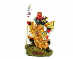 Colorful God of War Kwan Kung