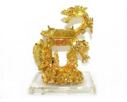 Golden Carp Crossing the Dragon Gate