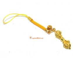 Golden Dorje/Vajra Mobile Hanging