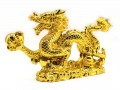 Golden Dragon for Power and Success