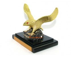 Golden Eagle for Success with Air Freshener