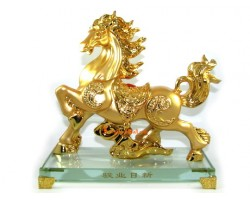 Exquisite Feng Shui Horse for Success