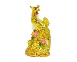 Golden Feng Shui Phoenix