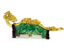 Golden Feng Shui Ruyi for Power