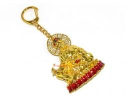 Golden Guru Rinpoche Keychain