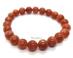 Golden Strawberry Quartz Bracelet (High Grade)