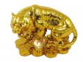 Golden Good Fortune Tiger