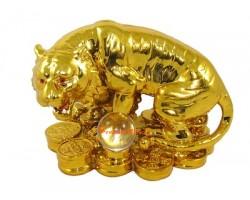 Golden Good Fortune Tiger