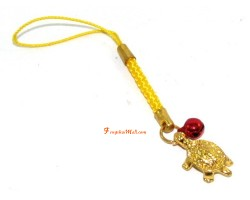 Golden Tortoise Mobile Hanging