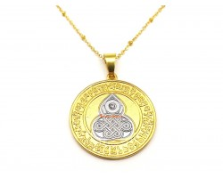 """""""Good Health & Well-Being"""" Medallion"""