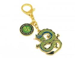 Green Dragon Lunar Mansion Talisman