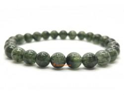 Green Rutiled Quartz Bracelet