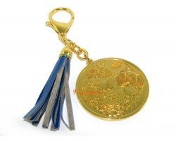 Health Amulet Keychain for #2 Illness Star