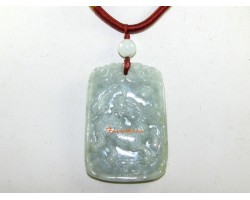 High Quality Jade Chi Lin Pendant